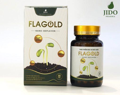 Mua sản phẩm mầm đậu nành Flagold như thế nào
