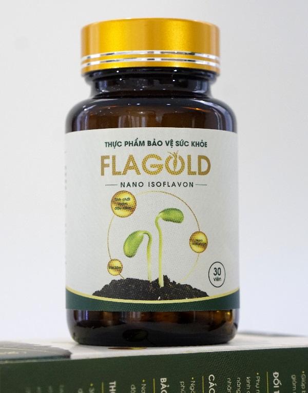 giá mầm đậu nành Flagold
