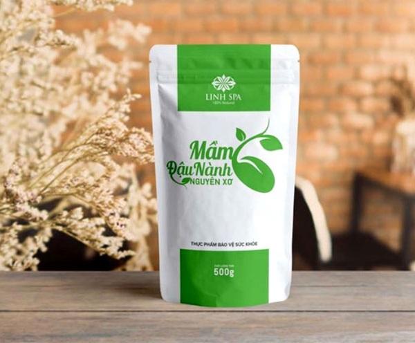 Mầm đậu nành Organic tăng vòng 1 siêu tốc