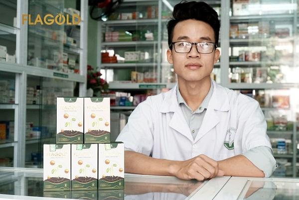 Flagold nhà thuốc, Flagold có mặt tại các nhà thuốc uy tín, tiệm thuốc, quầy thuốc