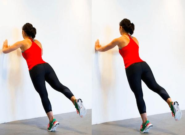 Bài tập thể dục tăng vòng 1 hiệu quả
