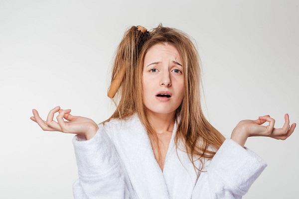 Trị rụng tóc sau sinh bằng phương pháp tự nhiên dành cho chị em hiệu quả nhanh chóng