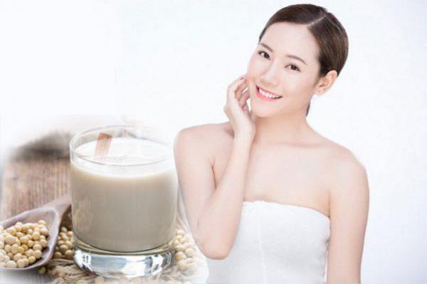 Cách pha mầm đậu nành với sữa tươi