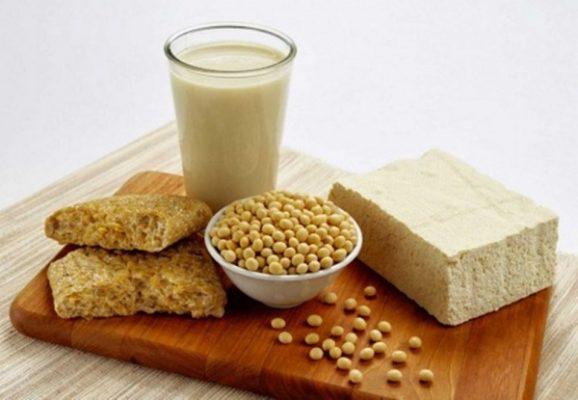 lợi ích của mầm đậu nành