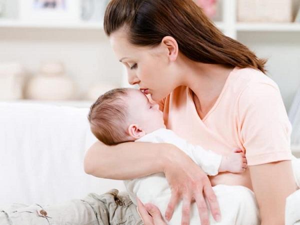 mầm đậu nành cho phụ nữ sau sinh