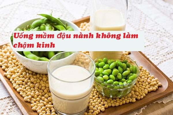 uống mầm đậu nành có làm chậm kinh, uống mầm đậu nành bị chậm kinh, uống sữa đậu nành có làm chậm kinh, uống sữa đậu nành trong kỳ kinh nguyệt, uống sữa đậu nành vào ngày đèn đỏ, tới tháng có nên uống sữa đậu nành, có nên uống sữa trong ngày đèn đỏ, uống mầm đậu nành chậm kinh, uống sữa đậu nành điều hòa kinh nguyệt, uống sữa đậu nành bị chậm kinh, mầm đậu nành điều hòa kinh nguyệt, sữa đậu nành điều hoà kinh nguyệt