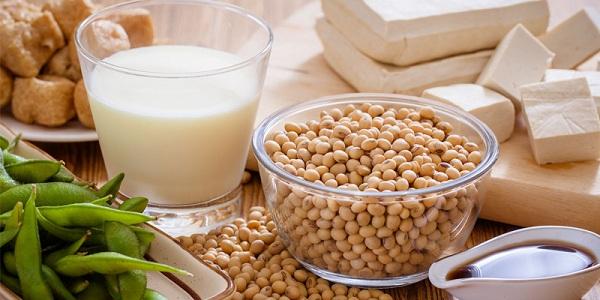 Uống mầm đậu nành có gây vô sinh không
