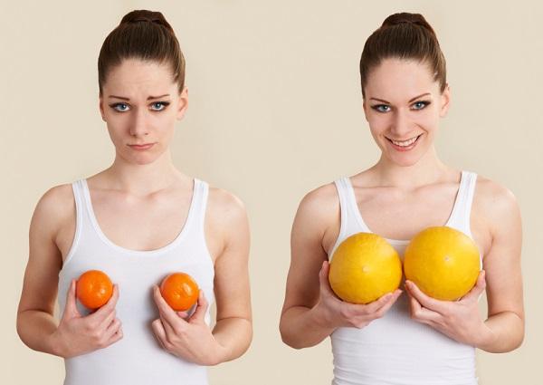 ăn gì để tăng vòng 1 mà không béo, ăn gì để tăng vòng 1 nhanh nhất, tăng vòng 1 mà không tăng cân