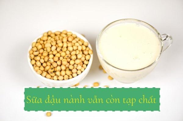 cách nấu sữa đậu nành không cần máy xay, cách làm sữa đậu nành không cần máy xay, cách làm sữa đậu nành từ bột đậu nành, cách nấu sữa đậu xanh không cần máy xay sinh tố, cách làm sữa đậu nành không cần ngâm