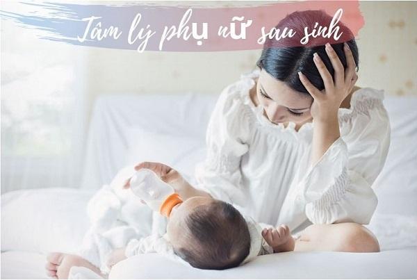 tâm lý phụ nữ sau khi sinh con, thay đổi tâm lý sau sinh, thay đổi tính tình sau khi sinh, phụ nữ sau sinh thay đổi như thế nào, sốc tâm lý sau khi sinh con đầu lòng