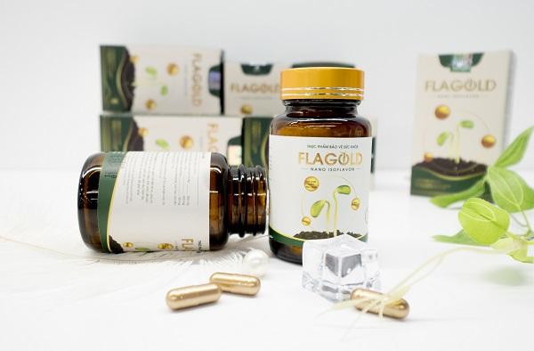 Nano mầm đậu nành FlaGold khác gì so với bột đậu nành thông thường?