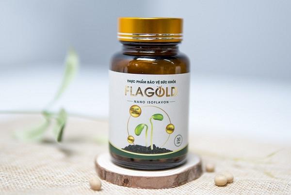Tìm hiểu cách uống Nano mầm đậu nành FlaGold hiệu quả
