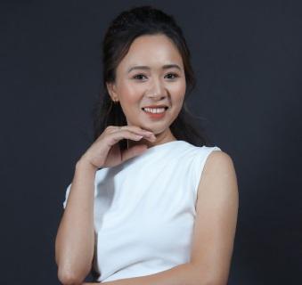 Diễn viên Phùng Khánh Linh chia sẻ cảm nhận sau khi sử dụng Nano mầm đậu nành Flagold