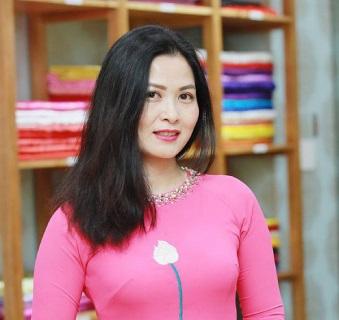 Diễn viên Thúy Hà chia sẻ về Nano mầm đậu nành Flagold