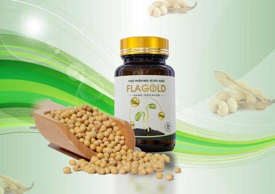 Uống Nano mầm đậu nành Flagold có tác dụng phụ không