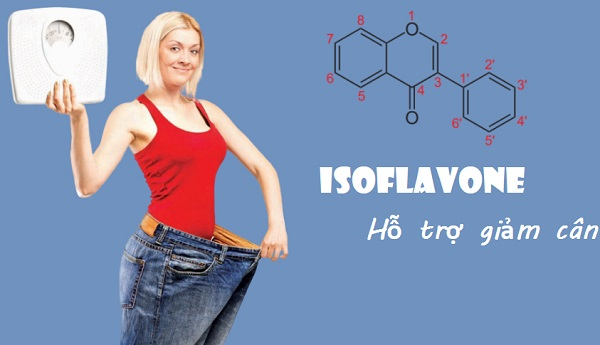 """Isoflavon trong mầm đậu nành: """"Thần dược"""" hỗ trợ giảm cân an toàn cho phái đẹp"""