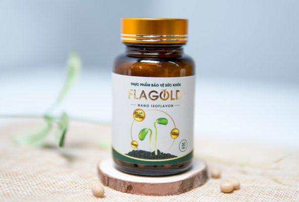 Nano mầm đậu nành FlaGold bảo bối hồi xuân của chị em phụ nữ Việt