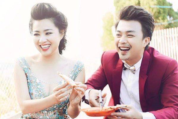 Lê Khánh tung chiêu giữ chồng bằng Nano mầm đậu nành FlaGold
