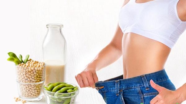 Bí quyết dùng Isoflavon giúp giảm tích mỡ bụng chị em nên biết
