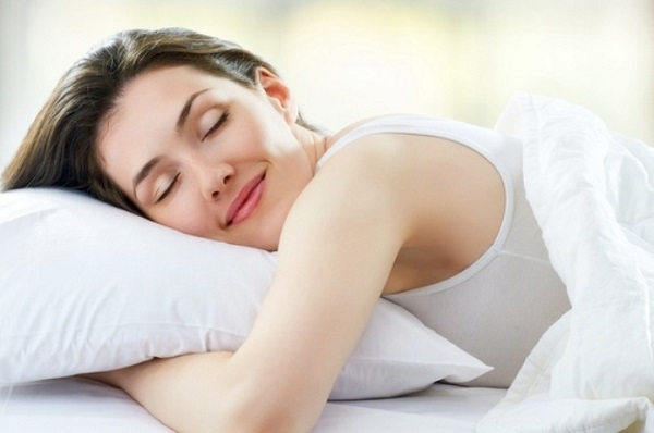bổ sung isoflavon hàng ngày giúp ngủ ngon hơn