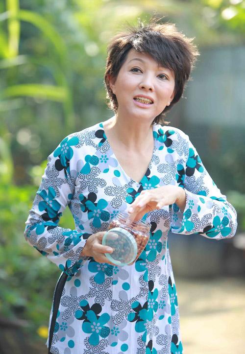 Bí quyết trẻ đẹp như thiếu nữ của Diễn viên Phương Dung