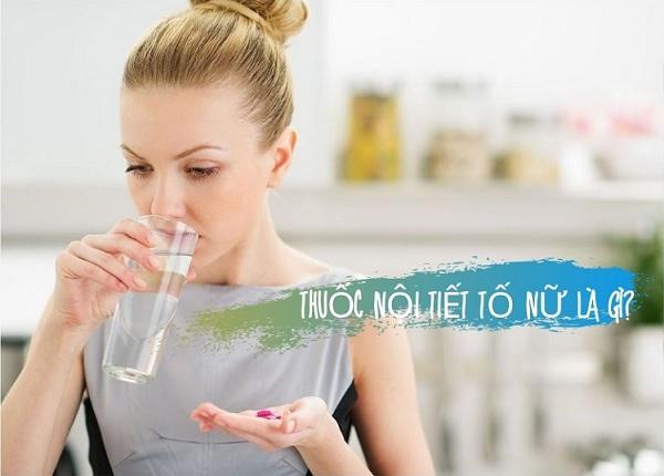 Thuốc nội tiết tố nữ là gì, thuốc trị nội tiết tố nữ, thuốc điều trị nội tiết tố nữ, thuốc nội tiết tố nữ có tác dụng gì, có nên uống thuốc nội tiết tố nữ, tác dụng của thuốc nội tiết tố nữ