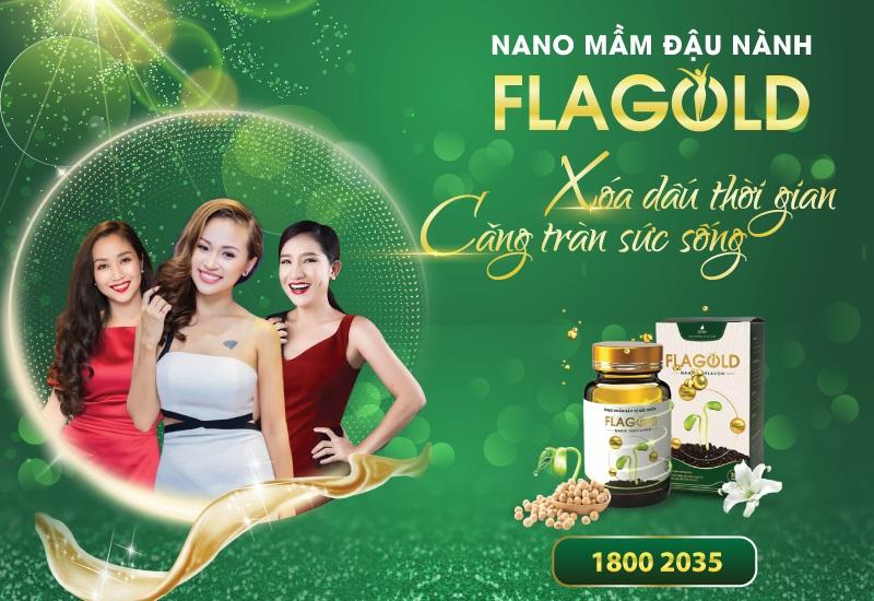 SIÊU ƯU ĐÃI CỰC HẤP DẪN khi mua Nano mầm đậu nành FlaGold