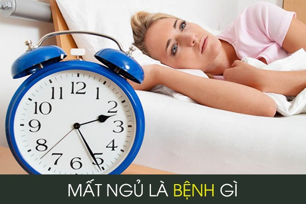 Mất ngủ là bệnh gì? Mất ngủ cảnh báo nguy cơ mắc bệnh gì?