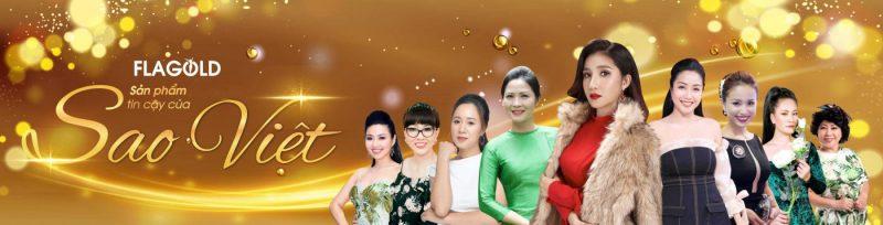 FLAGOLD - Sản phẩm sao Việt tin dùng giải quyết các vấn đề sinh lý