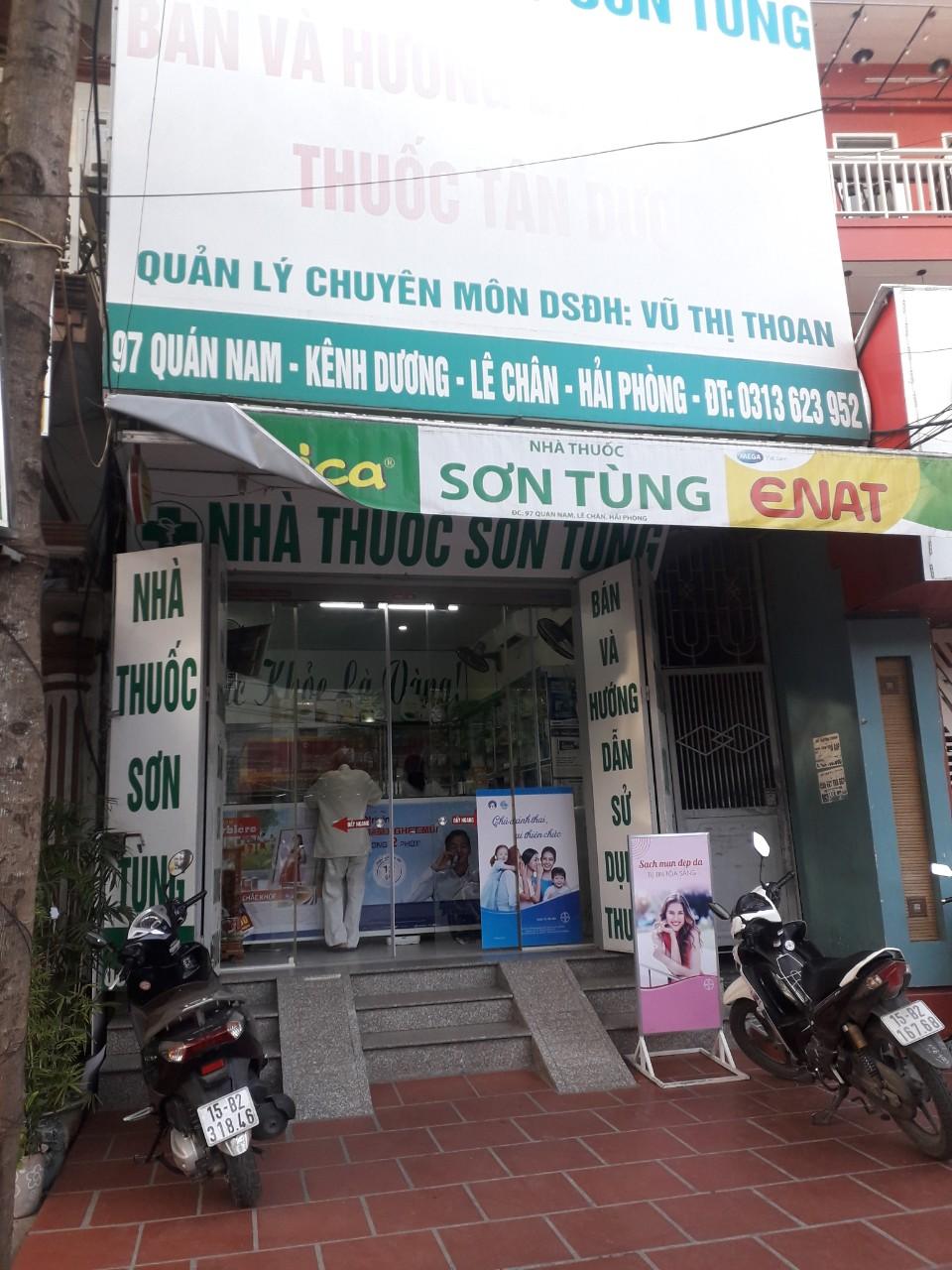 Nhà thuốc Sơn Tùng