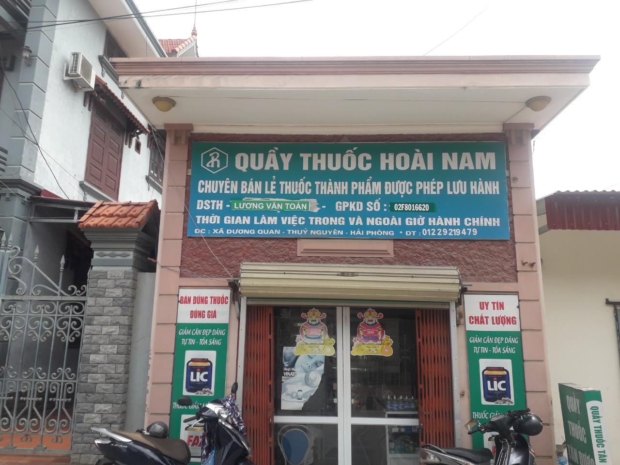 QT Hoài Nam
