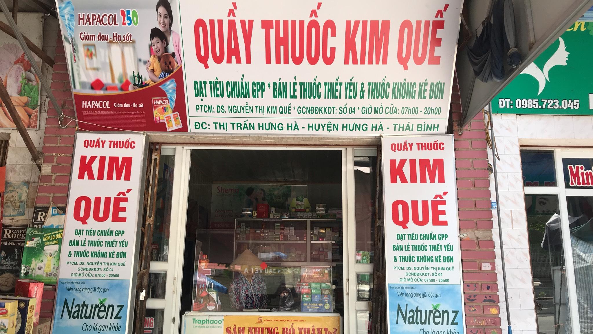 QT Kim Quế