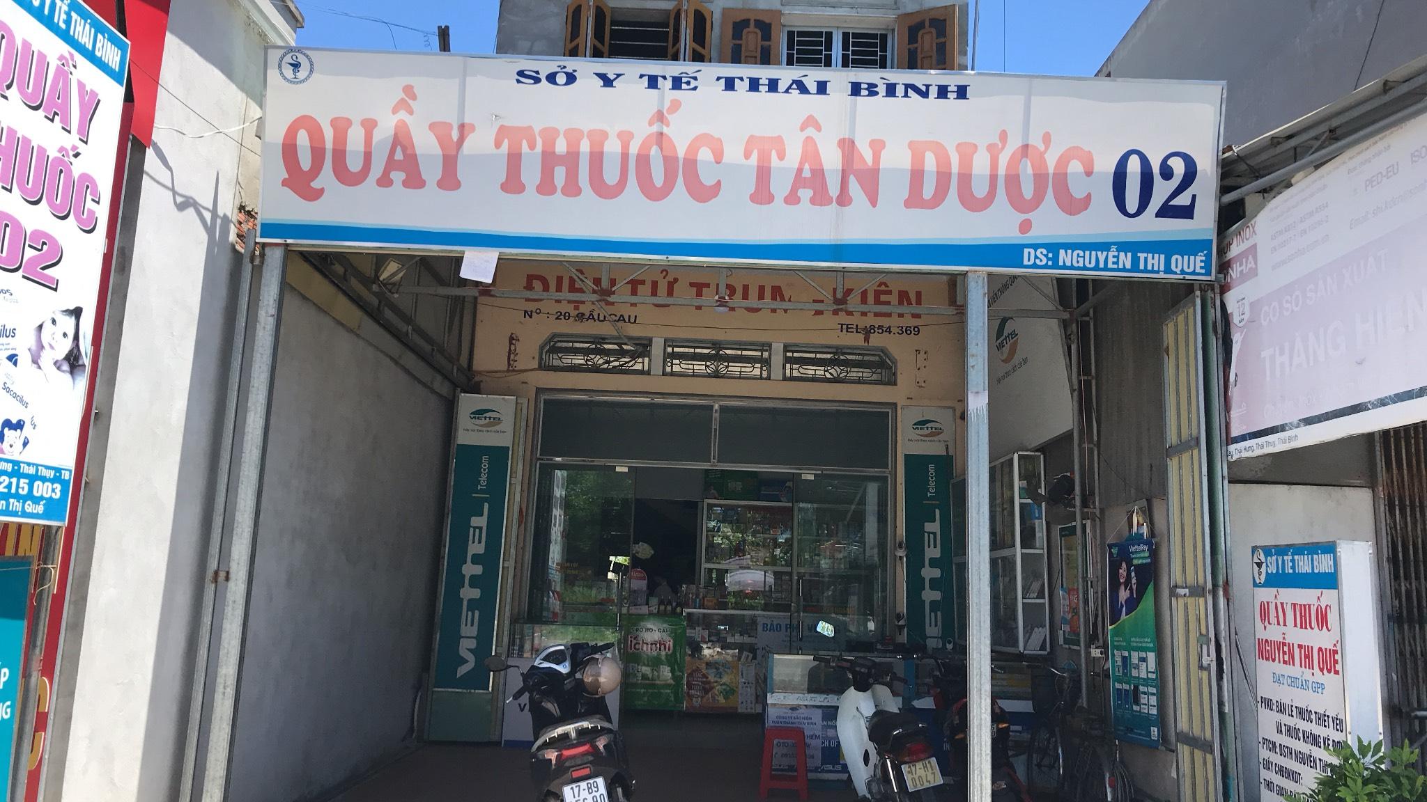 QT Nguyễn Thị Quế