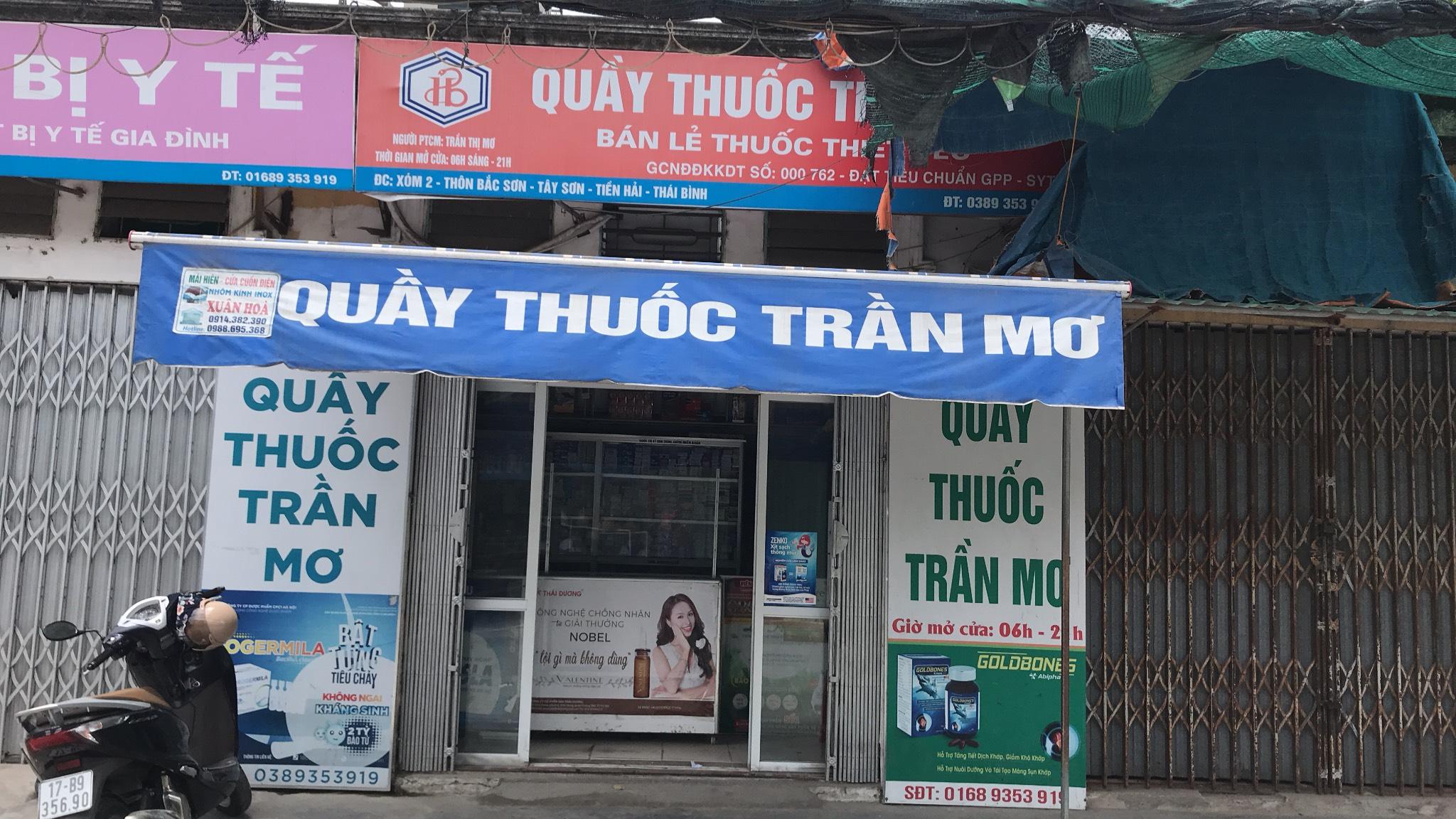 QT Trần Mơ