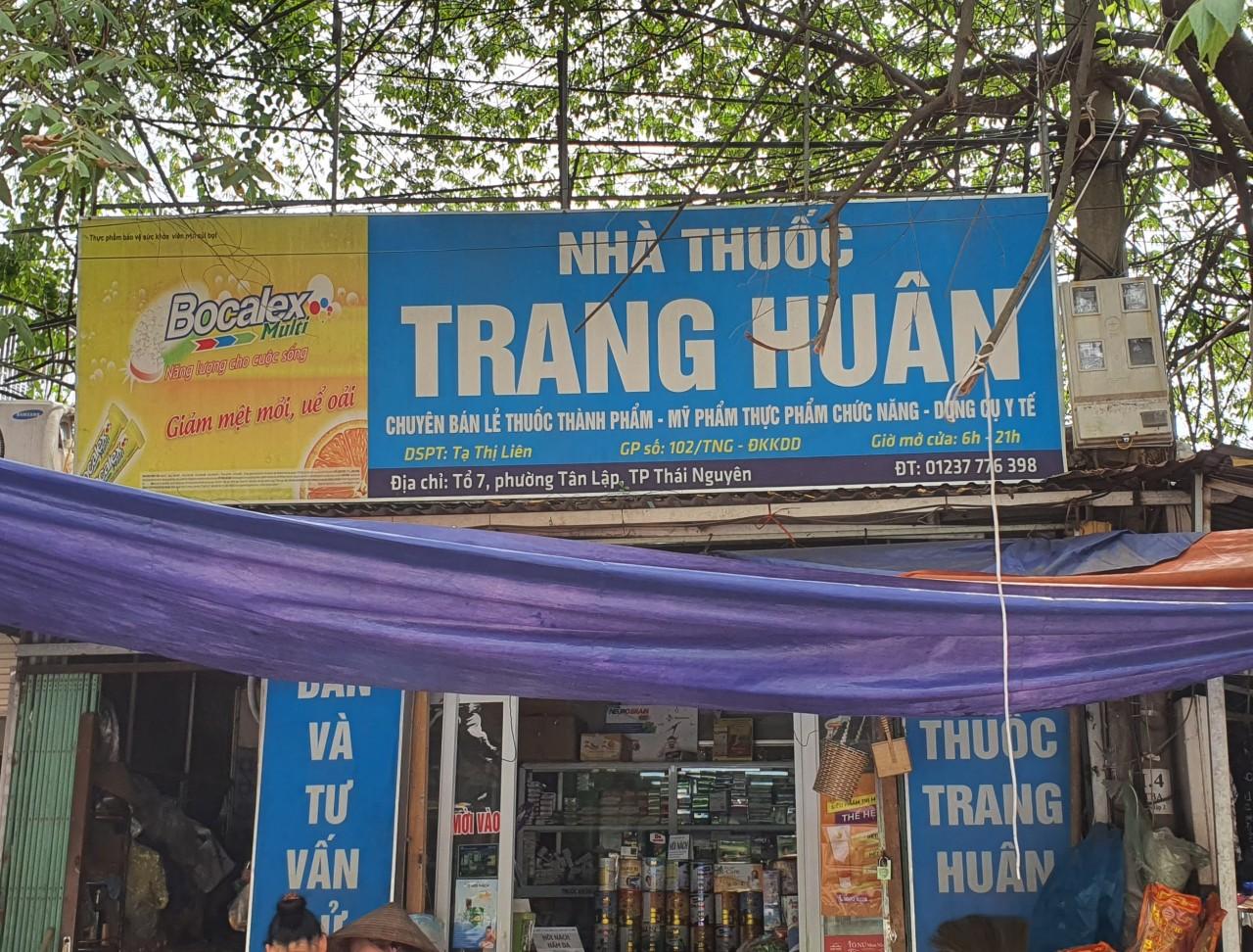 NT Trang Huân