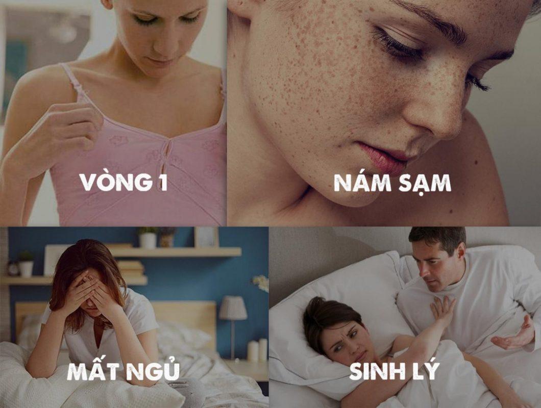 Các triệu chứng chị em phụ nữ thường gặp