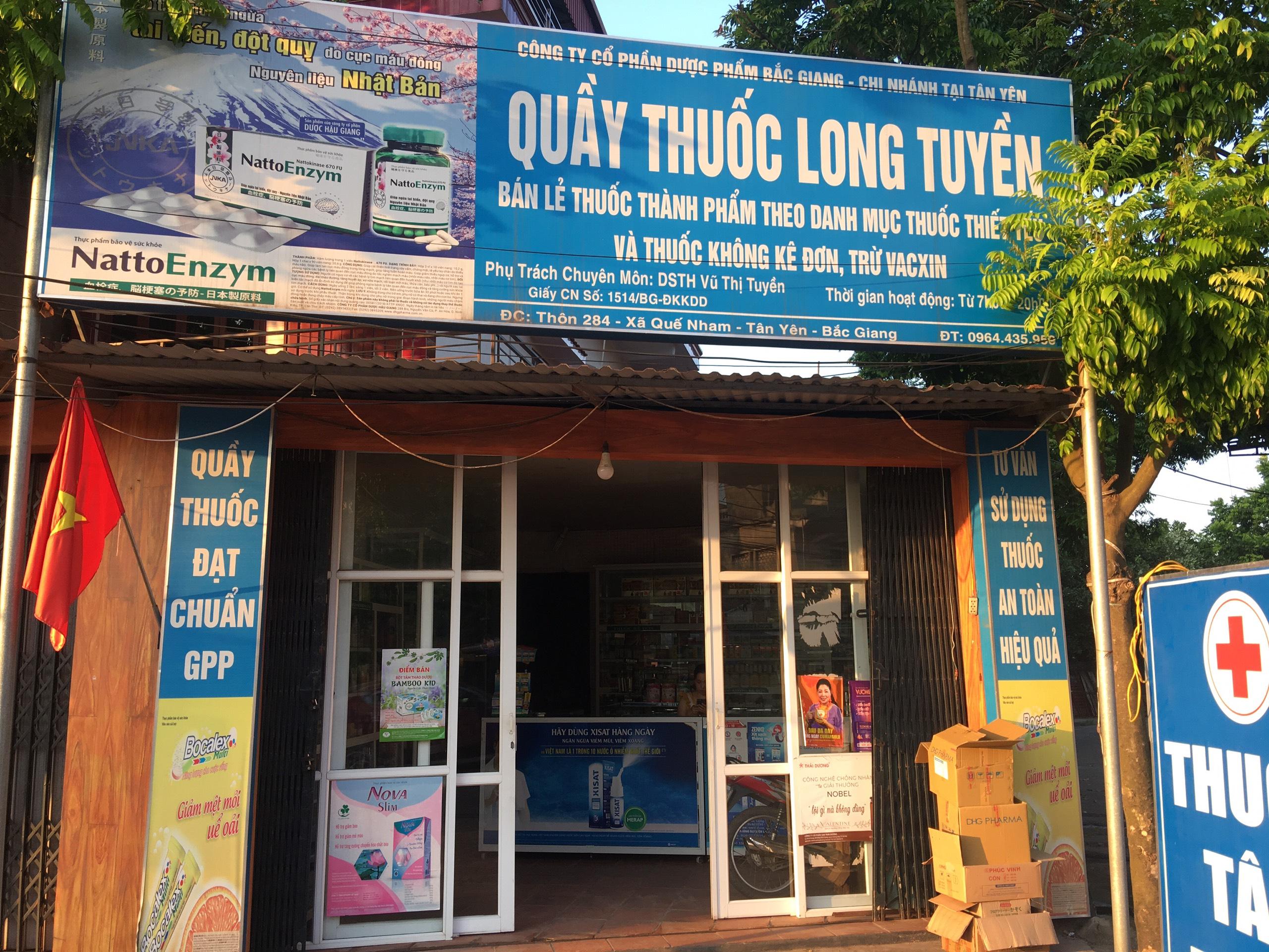 QT Long Tuyền