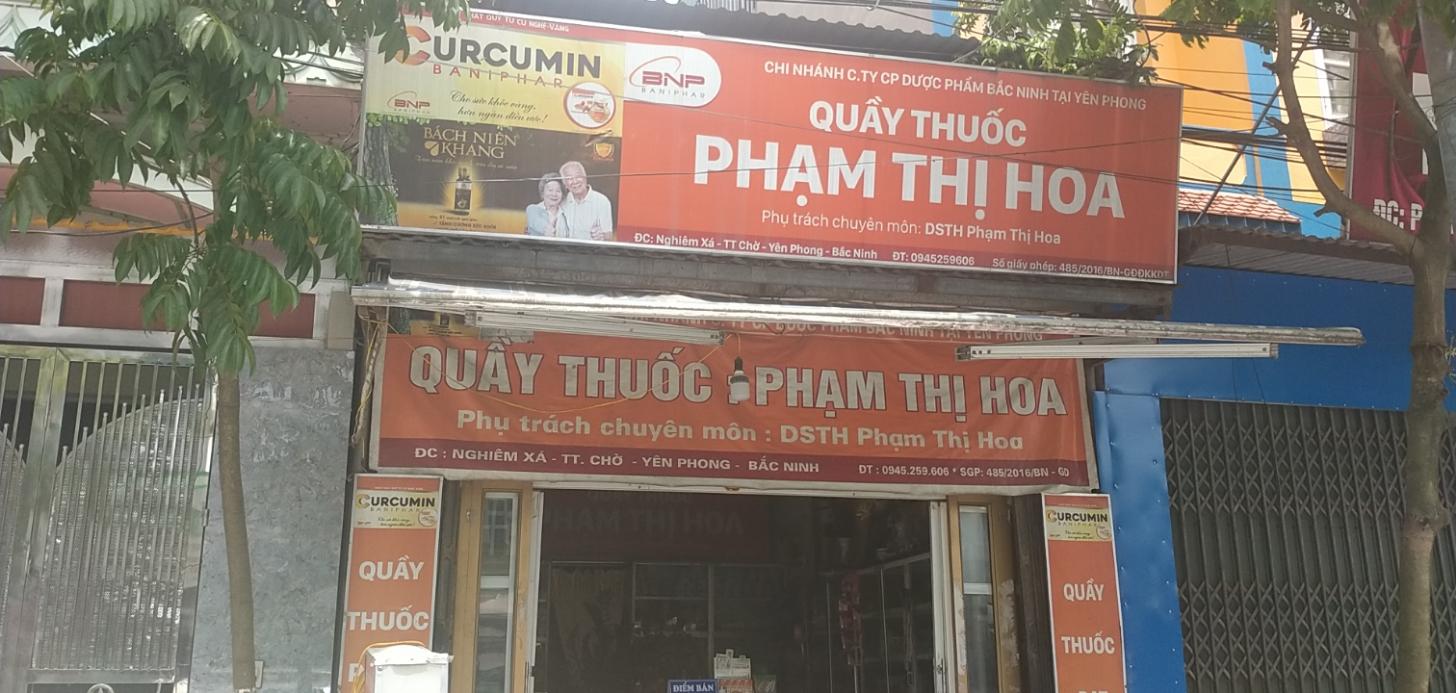 QT Phạm Thị Hoa