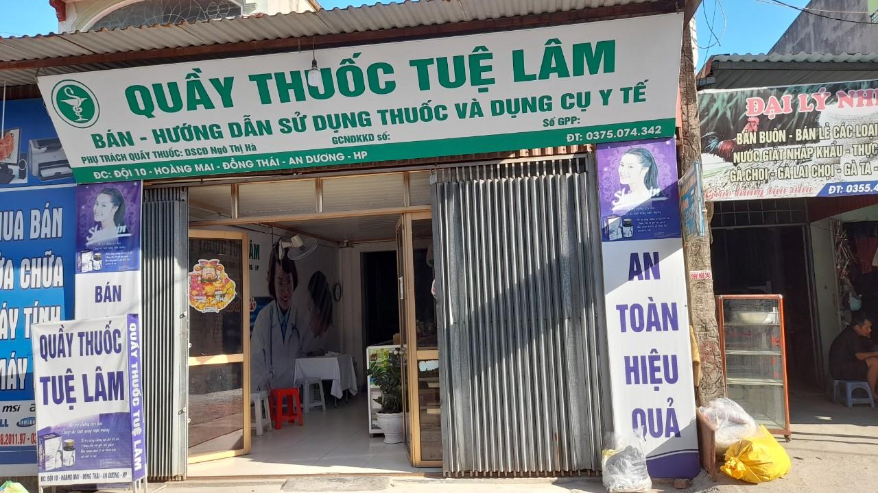 QT Tuệ Lâm