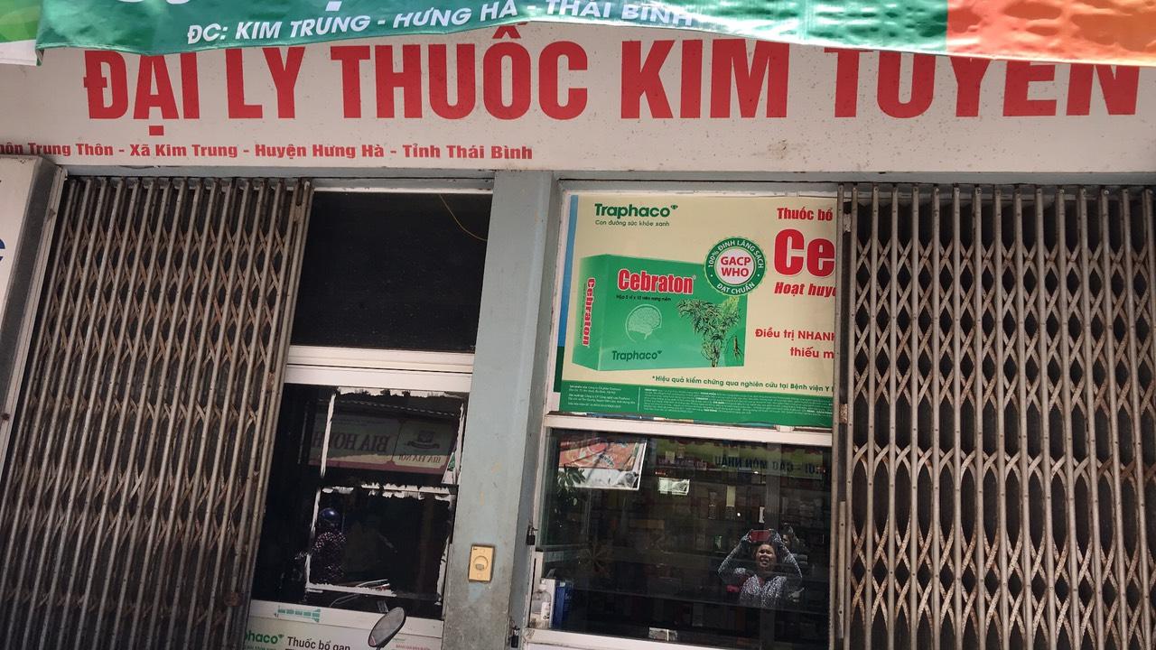 QT Kim Tuyến