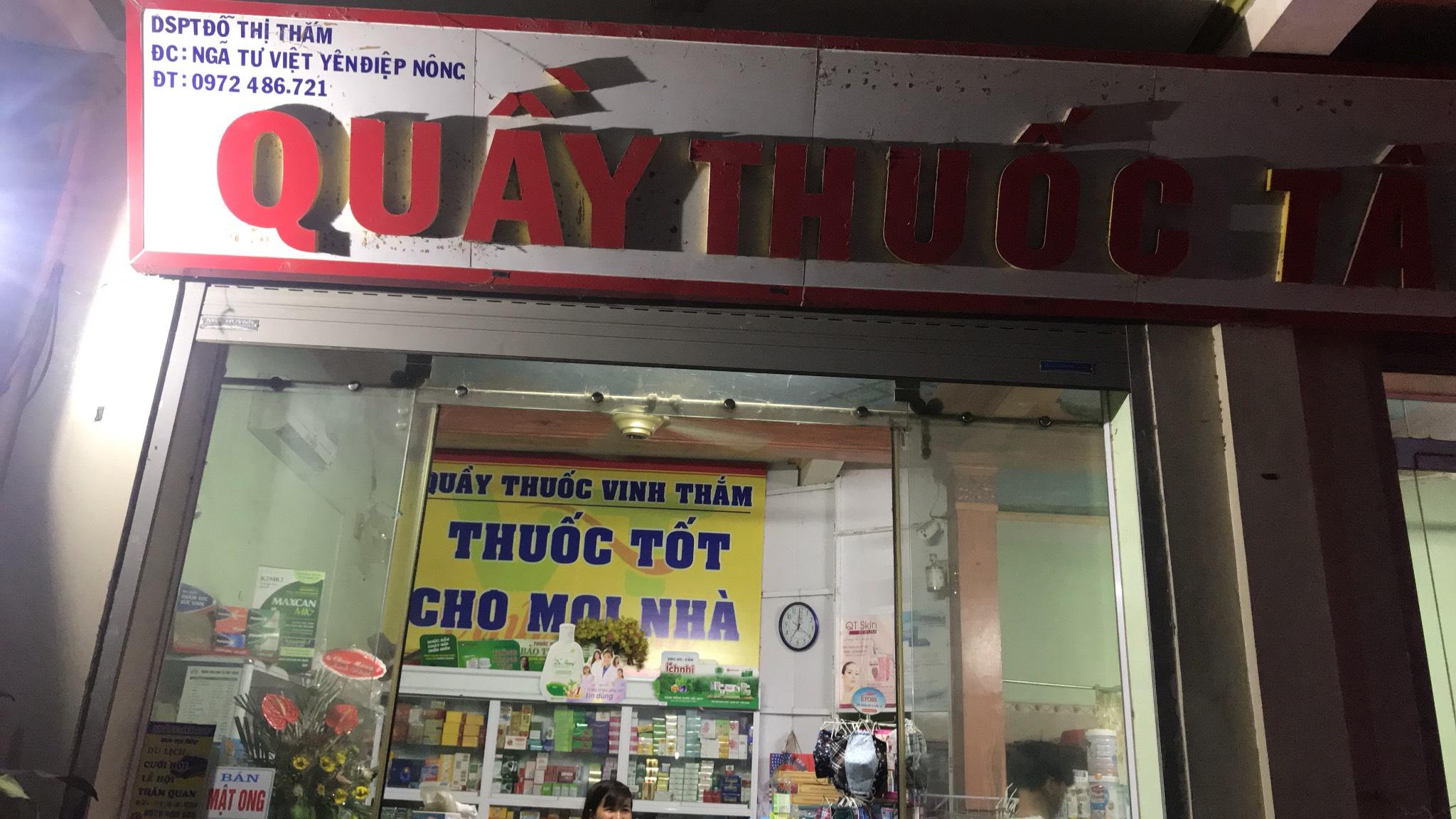 QT Vinh Thắm