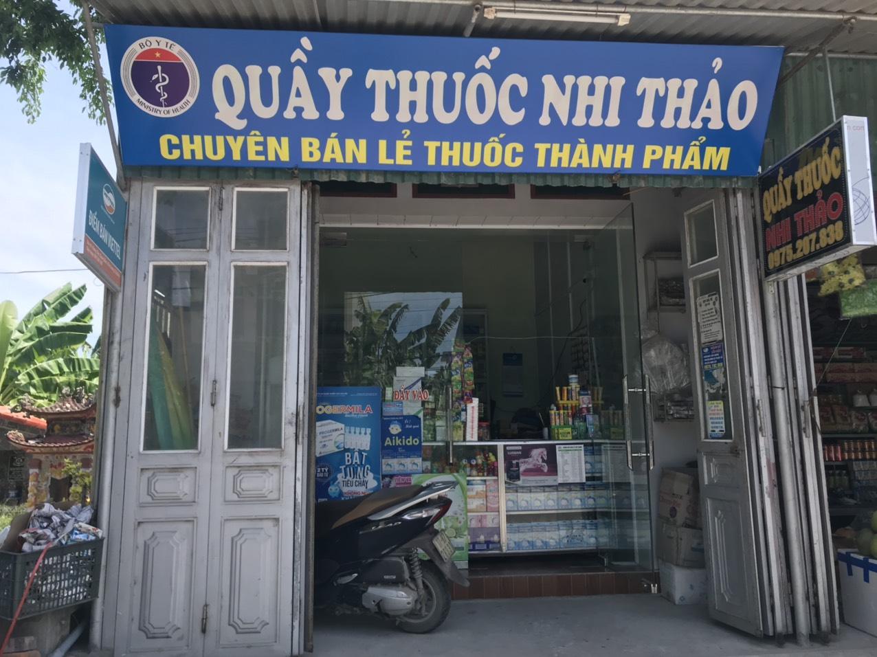 QT Nhi Thảo