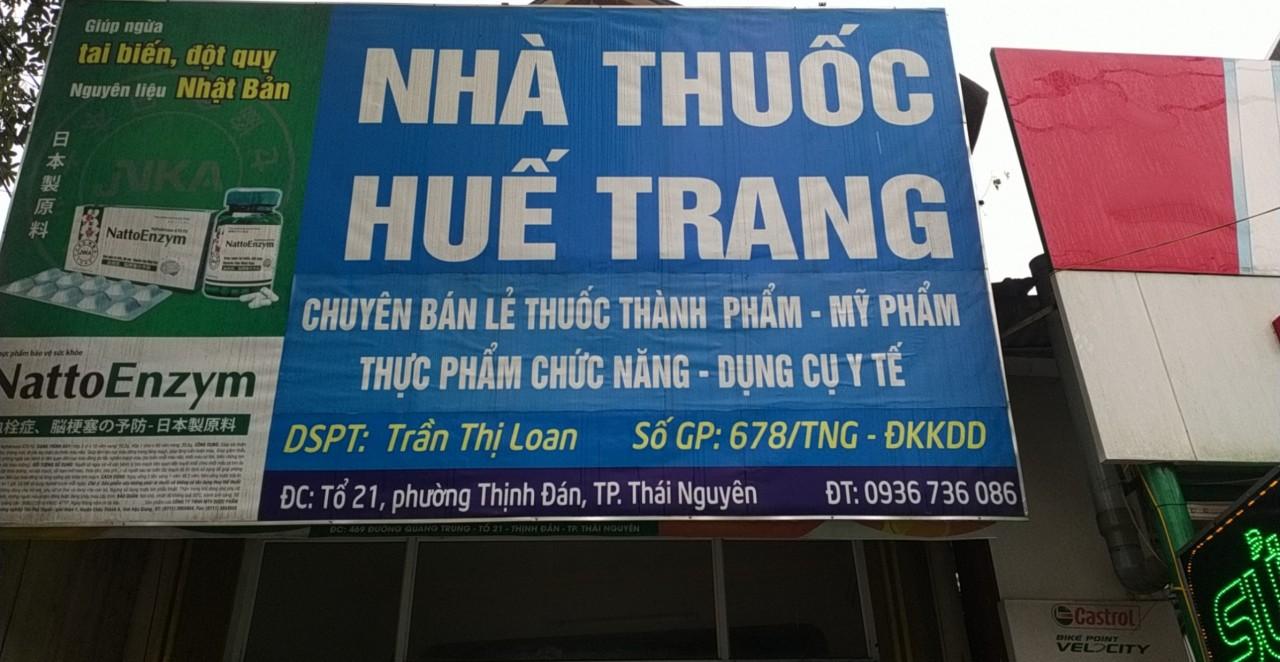 NT Huế Trang