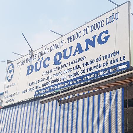 Nhà thuốc Đức Quang