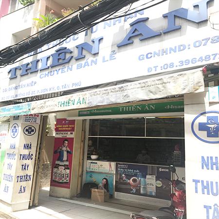 Nhà thuốc Thiên Ân