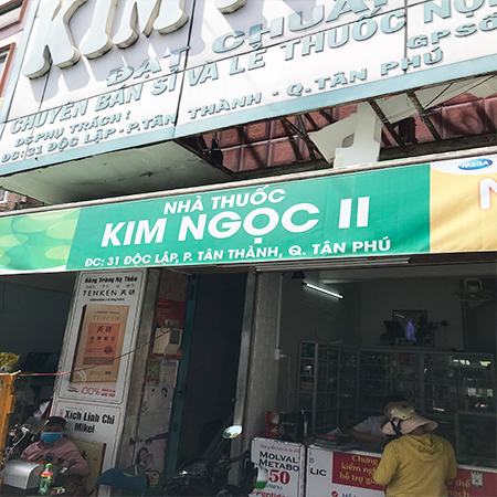 Nhà thuốc Kim Ngọc II