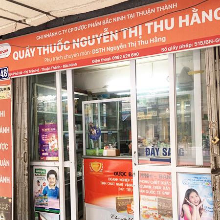 Quầy thuốc Nguyễn Thị Thu Hằng
