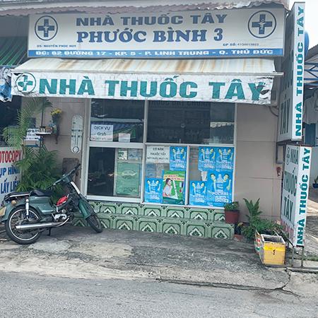 Nhà thuốc Phước Bình 3