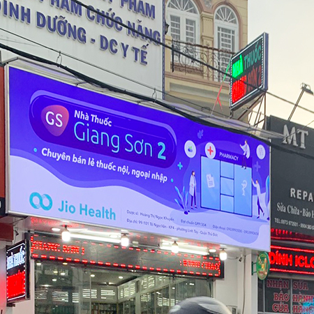 Nhà Thuốc Giang Sơn 2