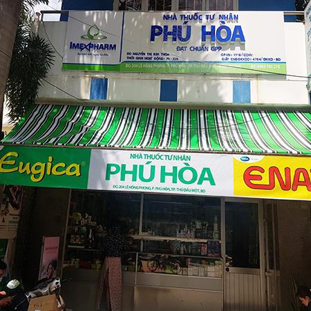 Nhà thuốc Phú Hòa